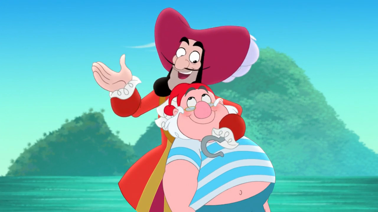 Uncategorized Hook And Smee captain hook jake and the never land pirates wiki fandom mr smee