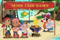 JakeNever Land Games