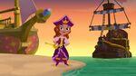 Bucky&Pirate Princess-The Never Rainbow