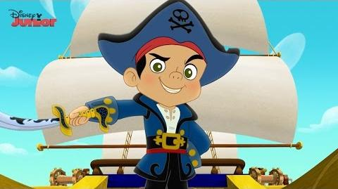 Captain Jake Song Jake and the Never Land Pirates Disney Junior UK