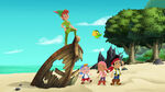Jake&crew with Peter-Peter Pan Returns11