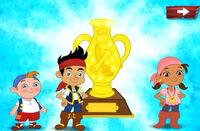 Teamwork Trophy-Never Land Games03