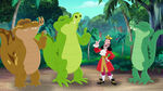 Hook&Tic Toc-Captain Hook's Crocodile Crew12