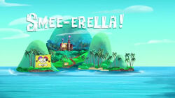 Smee-erella title card