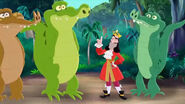 Hook&Tic Toc-Captain Hook's Crocodile Crew20