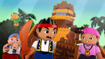Jake&crew-The Big Golden Tiki Treasure08