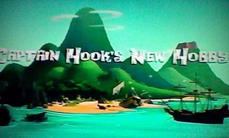 Captain Hook's New Hobby titlecard