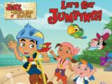 Jake and the Never Land Pirates: Let's Get Jumping!