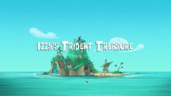 Izzy's Trident Treasure titlecard