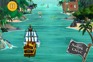 Bucky&Tick-Tock Croc-Jake's Never Land Pirate SchoolApp