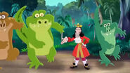 Hook&Tic Toc-Captain Hook's Crocodile Crew18