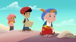Jake&crew-Pirate Genie Tales