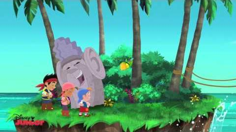 Jake and the NeverLand Pirates The Singing Stones Song Disney Junior UK
