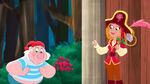 Red jess&Smee-A Bad Case of the Barnacles!01