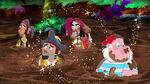 Hook&crew-Captain Jake's Pirate Power Crew!10