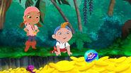 Izzy&Cubby-Treasurefalls!