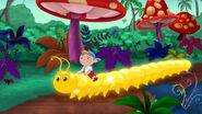 Golden Caterpillar-Big Bug Valley!14