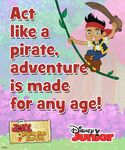 Jake-disney junior adventure