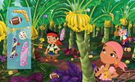 Haveabanana Grove - First Look and Find book