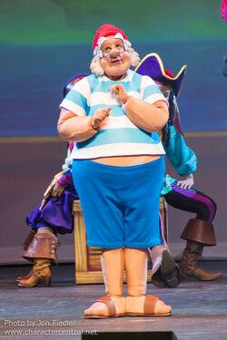 Smee-Disney Junior Live-Pirate & Princess Adventure Tour01