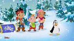 Jake&crew-The Legendary Snow-Foot07