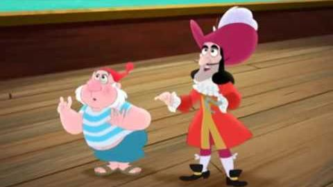 Jake and the Never Land Pirates Shipwreck Shuffle Music Video Disney Junior Asia