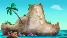 Pirate Hat Rock-The Singing Stones