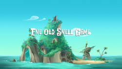 The Old Shell Game titlecard