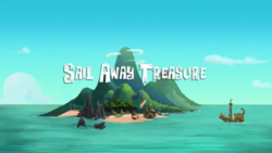Sail Away Treasure titlecard