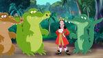 Hook&Tic Toc-Captain Hook's Crocodile Crew23