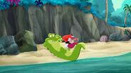 Hook&Tick-Tock-Croc-Hook's Treasure Nap02