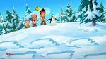 Percy-The Legendary Snow-Foot!11