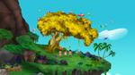 Skybird Island goldentree