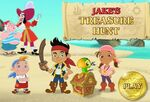 Jake's Treasure Hunt game