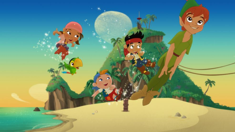 I Can Fly Jake And The Never Land Pirates Wiki Fandom Powered By