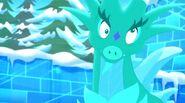 Ice Dragon-Queen Izzy-bella07