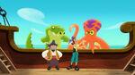 Tick -Tock Croc & The Octopus03