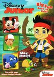 Disney Junior Jake and the Neverland Pirates Coloring Book