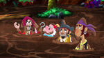 Hook&crew-Captain Jake's Pirate Power Crew!13