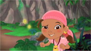 Grab gold doubloons with Izzy - Pixie Dust Away!