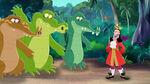 Hook&Tic Toc-Captain Hook's Crocodile Crew16