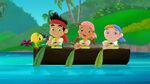 Jake&crew-Captain Hook's Lagoon