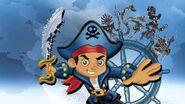 The Legion of Pirate Villains! wallpaper