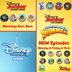 Disney Junior Summer