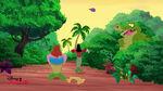 Hook Smee &Tick Tock Croc-The Mermaid Queen's Voice02