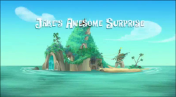Jake's Awesome Surprise titlecard