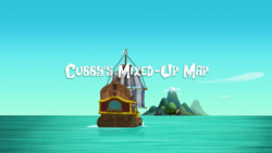 Cubby's Mixed Up Map! titlecard