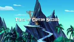 Tales of Captain Buzzard title card