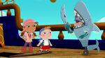 UndergearIzzy&Cubby-Shark Attack01