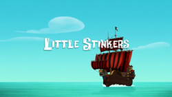 Little Stinkers titlecard